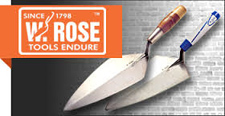 Masonry Tools / Trowels / Accessories